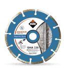 Диамантен диск Rubi за гранит и клинкер ф125