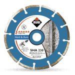 Диамантен диск Rubi за гранит и клинкер ф115
