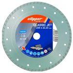 Диамантен диск Norton за тухли, бетон и керемиди Ф125