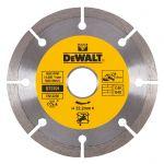 Диамантен диск DeWALT за тухли и керемиди Ф115