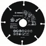 Карбиден диск Bosch универсален Ф125