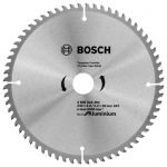 Циркулярен диск Bosch HM Ф 230 Z 64 за алуминий ECO for Aluminium