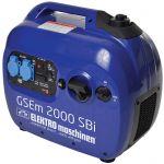 Бензинов генератор за ток REM GSEm 2000 SBI