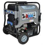Бензинов генератор за ток REM GSEm 12500 TBE