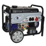 Бензинов генератор за ток REM GSEm 7250 TBE с Bluetooth