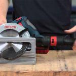 Акумулаторен циркуляр Bosch GKS 18 V-LI Professional