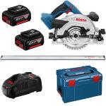 Акумулаторен циркуляр Bosch GKS 18V-LI R Professional