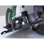 Акумулаторен циркуляр Hitachi C18DGL Basic